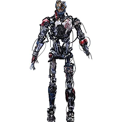 Hot Toys Movie Masterpiece Ultron Mark 1 Avengers Age of Ultron 1/6 Sixth Scale Acion Figure