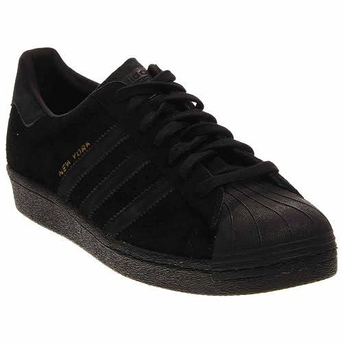 buy online 9774f f6ff6 adidas Mens Superstar 80s City Series Black 8