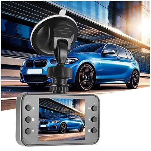 720P/1080P Full HD Screen Car DVR Camera Multi-Function HD Driving Recorder Super Wide-Angle Night Vision Camera Automobile Recorder