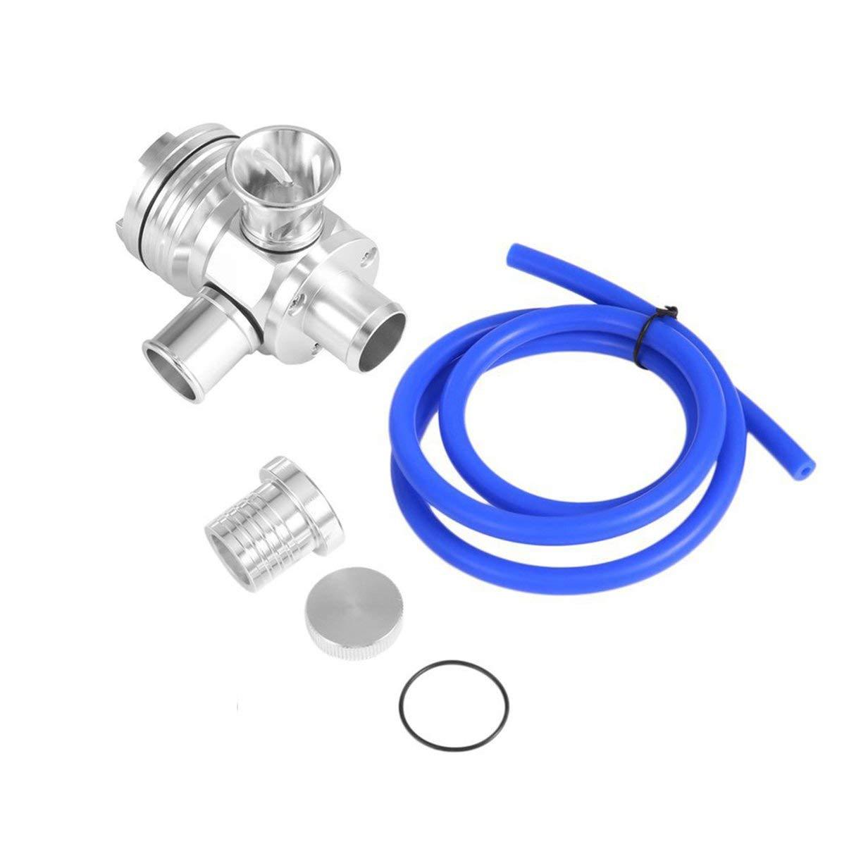 Vá lvula de descarga de la vá lvula de alivio de presió n de descarga de presió n de Turbo Boost de Turbo Boost para VW para Audi 1.8T 2.7T Partes de accesorios de automó viles JullyeleESgant