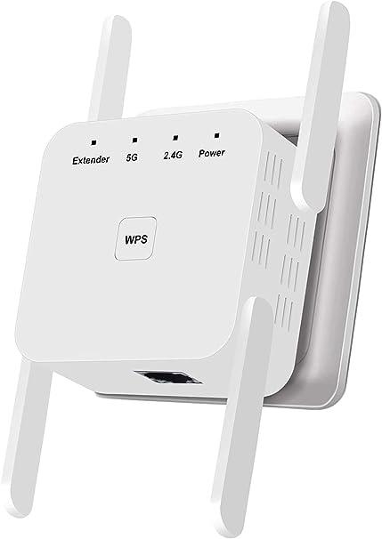 Zhenren Wlan Repeater 1200 Mbit Computers Accessories