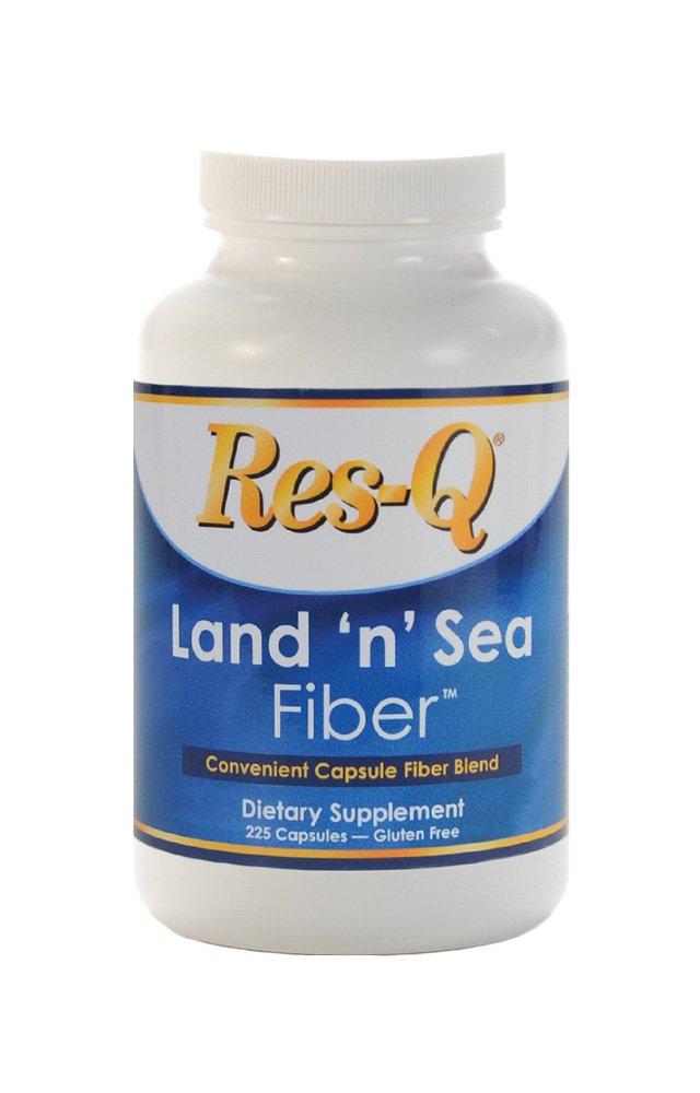 Res-Q Land 'n' Sea Fiber Capsules by Res-Q
