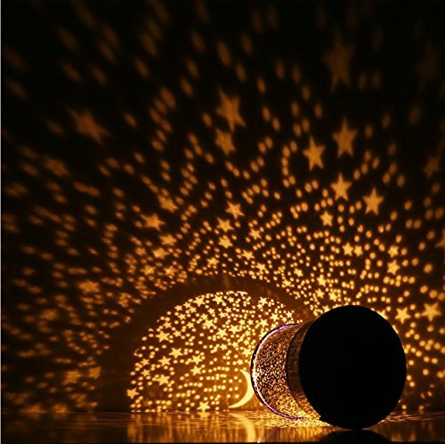 Home Atmosphere Lights projector Star Master Projector LED Starry Light Lamp Star Sky Gift Night Light Kids Children Baby Sleeping Lights