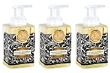 #9: Michel Design Works Foaming Hand Soap, 17.8-Ounce, Honey Almond - 3-PACK