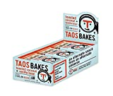 Taos Bakes Energy Bars - Toasted Coconut + Vanilla