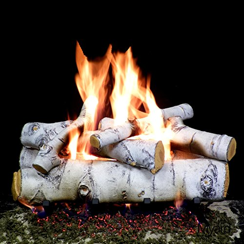 myard-deluxe-24-inches-sierra-birch-fire-gas-logs-logs-only-for-natural-gas-liquid-propane-vented-fi