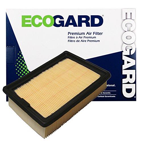 ECOGARD XA6199 Premium Engine Air Filter Fits Ford Escape 2.5L 2013-2019, Transit Connect 2.5L 2014-2020