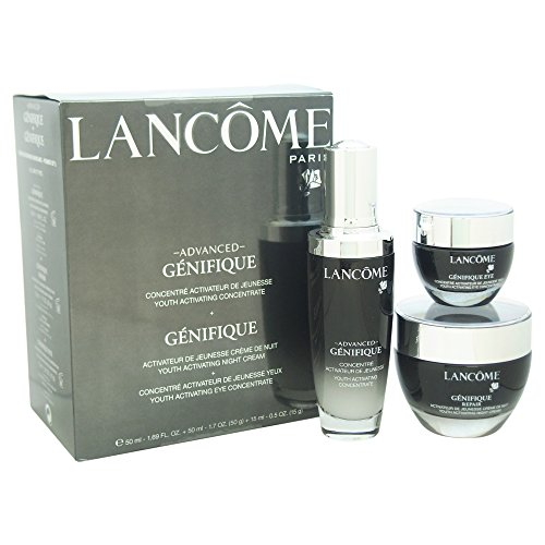 Lancome Advanced Genifique Youth Activating Skin Care Power Of 3 - All Skin Types 1.69oz Advanced Genifique Youth Activa (Mask Skin Lancome)