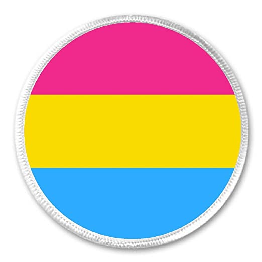 Pansexual flag and symbols