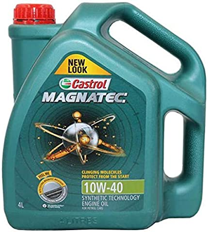 Castrol Engine Oil 10W40 MAGNATEC 4 Liter Gallon