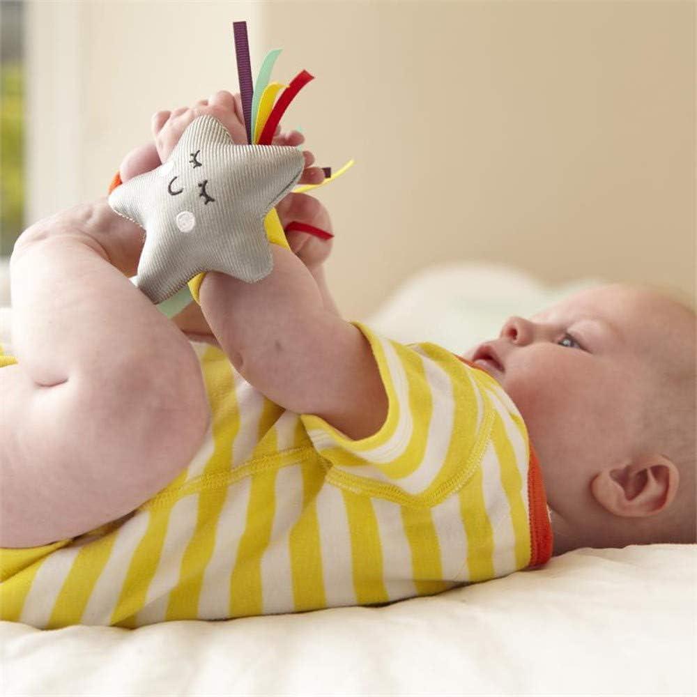 East Coast Nursery Baby Sensory Say Hello Wrist /& Ankle Rattles