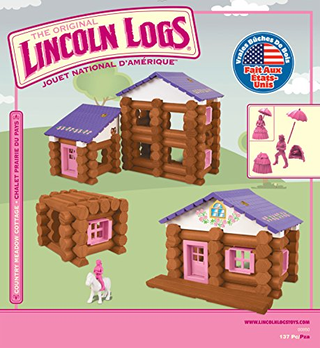 The 8 best lincoln logs girls