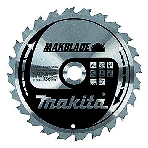 Makita Makblade Gehrungssägeblatt, 190 x 20mm, 48 Zähne
