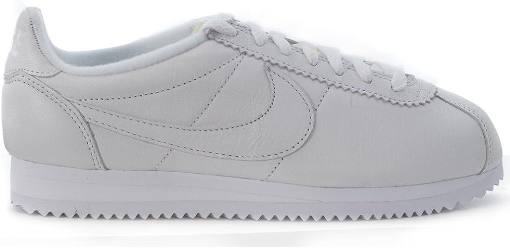 Nike W Classic Cortez Leather Prem, Chaussures de Running