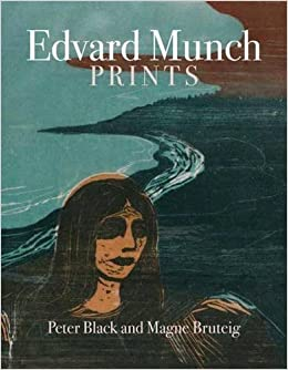 Book Edvard Munch Prints by Peter Black (2009-06-26)