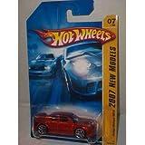 2002 Hot Wheels /'67 Dodge Charger #117-Orange Paint