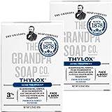 Best Acne Soaps - Grandpa's Thylox Acne Treatment Soap 3.25 Ounces Review