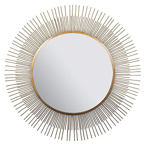 Everly-Hart-Collection-36-Gold-Sunburst-Wall-Mirrors