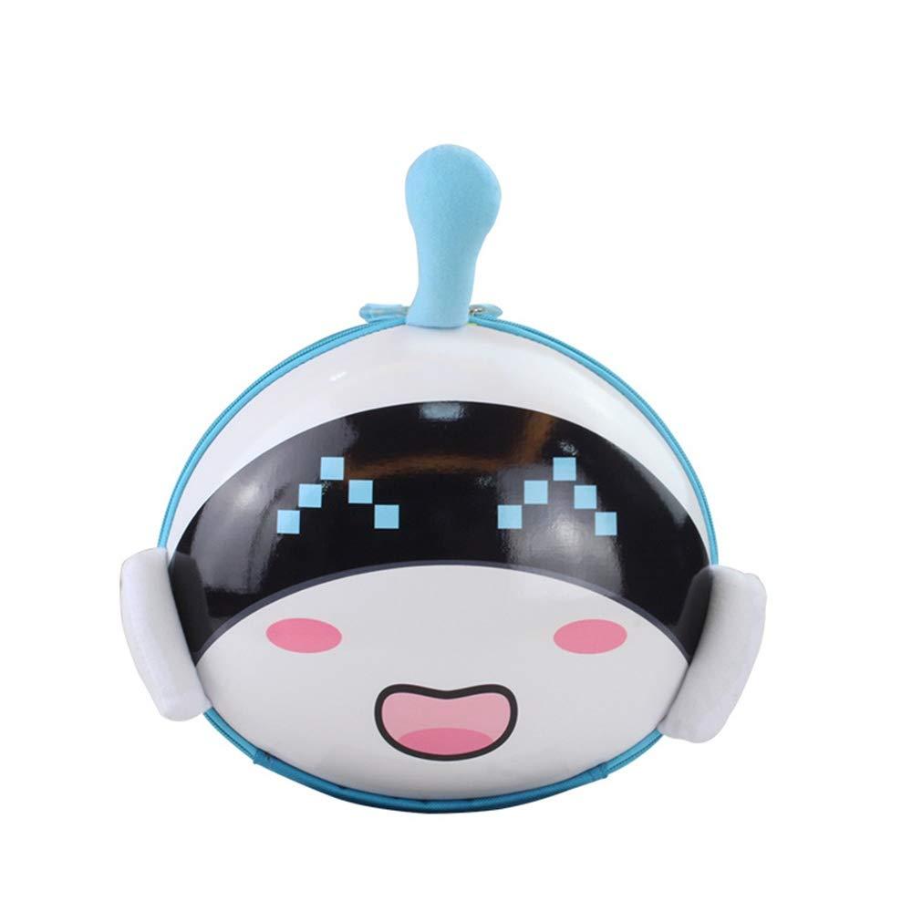 Bolsa de Escuela para niños   Mochila Robot EVA   EVA  Bolsa Linda de cáscara de Huevo El bebé es cómodo de Llevar, mamá lo compró a Gusto 10b0ca