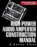 img - for High-Power Audio Amplifier Construction Manual book / textbook / text book