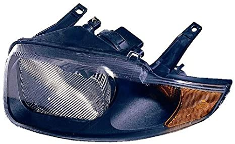 Depo 335-1125L-AS Chevrolet Cavalier Driver Side Replacement Headlight Assembly 02-00-335-1125R/L-AS