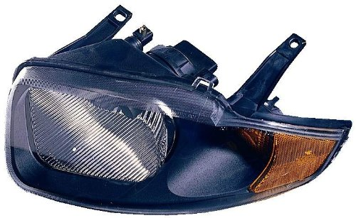- ACK Automotive Chevy Cavalier Headlight Assembly Replaces Oem: 22707274 Driver Side
