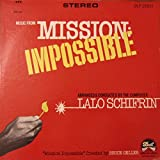Music From Mission Impossible Lalo Schifrin - - 1967 - DLP 25831 12