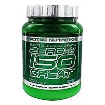 Scitec Nutrition - Zero IsoGreat EFM Whey Protein Isolate Vanilla - 1.98 lbs.