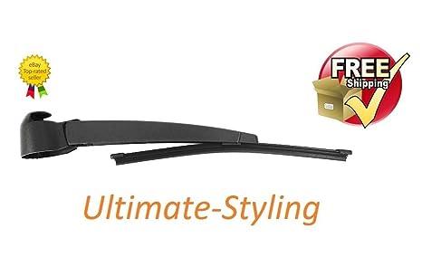 Scirocco 2008 – 2014 Brazo del limpiaparabrisas trasero Kit de + hoja + libre Ultimate estilo