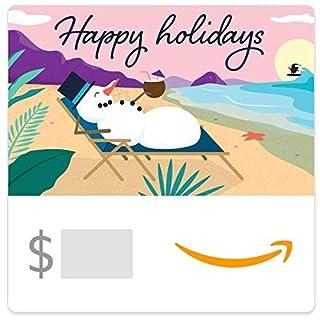 Amazon eGift Card - Snowman Holidays (B07YMC342R)   Amazon price tracker / tracking, Amazon price history charts, Amazon price watches, Amazon price drop alerts