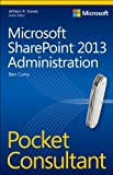 Microsoft® SharePoint® 2013, Curry, Ben, 0735667012