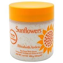 Elizabeth Arden Sunflowers for women sun drops body cream 16.9 oz