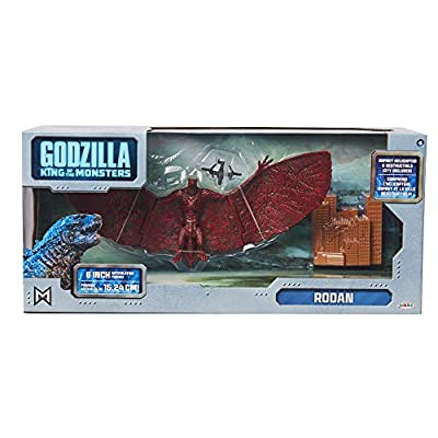 Godzilla King of The Monsters: 6