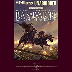 Road of the Patriarch Audiobook