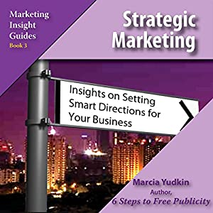 Strategic Marketing Audiobook