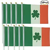 Ireland St%2EPatrick%27s Day Hand Waving