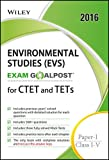 Wiley's Environmental Studies (EVS) Exam Goalpost for CTET and TETs, Paper-I, Class I-V