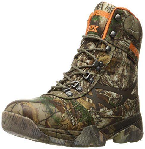 Wolverine Men's Archer 8 inch Insulated Waterproof Hunting Boot, Realtree Extra, 10.5 M US Michigan Industrial Shoe