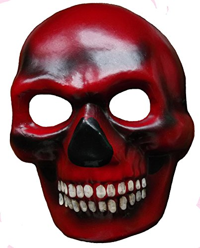 Devil Skull Mask (Red Devil Mask)