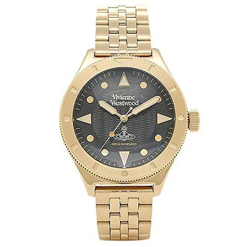 Vivienne Westwood Vivienne Westwood watch VIVIENNE WESTWOOD VV160NVGD SMITHFIELD Smithfield Men's Watches Watch Navy / Gold