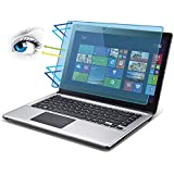 [No Bubble] 15.6 Inches Removable Anti Blue Light Filter | Blue Light Blocking & Anti-Glare Screen Protector for PC…