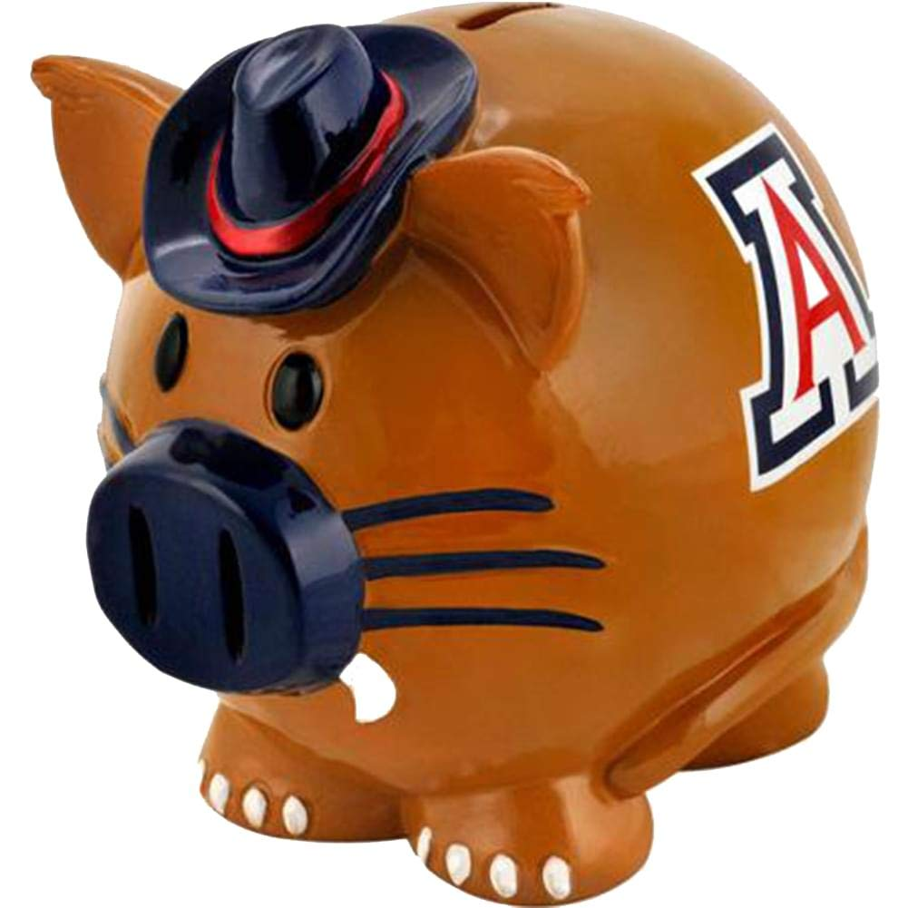 NCAA大きな貯金箱置物NCAAチームアリゾナ   B0087S7YQA
