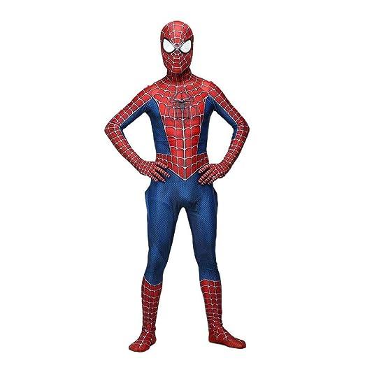 YIWANGO Traje De Cosplay De Spiderman Homecoming Traje De ...
