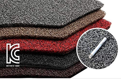 All Weather Heavy Duty Floor Mat Set Autotech Park Custom Fit Car Floor Mat Compatible with 2014-2019 Kia Soul Wagon