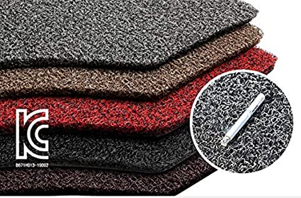 MACHA Coil Car Floor Mats Custom Fit for Hyundai Tucson 2015.Mar~Current Front /& 2nd Seat Floor Mats All Weather Waterproof High Comfort Black
