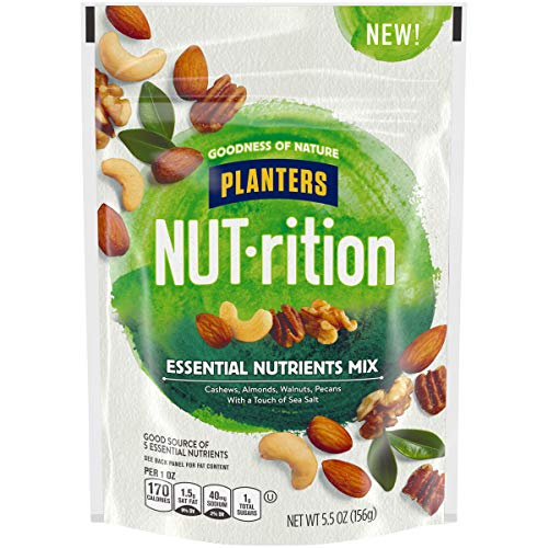 Planters NUT-rition Essential Nutrients Deluxe Nut Mix - 5.5oz