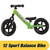 strider classic - Strider - 12 Sport Balance Bike, Ages 18 Months to 5 Years, Green