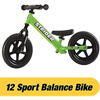 Strider 12 Classic Balance Bike Ages 18 Months To 3