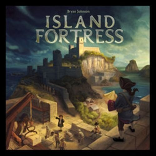 Island Fortress - Island Fortress by Game Salute