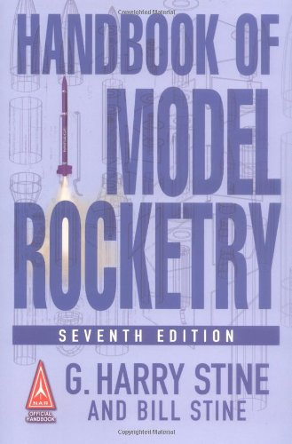 Handbook of Model Rocketry, 7th Edition (NAR Official Handbook) cover